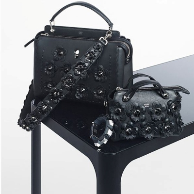 Black Edition: la nouvelle collection capsule Fendi Une couleur infiniment stylée