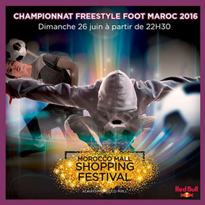 Championnat Freestyle Foot