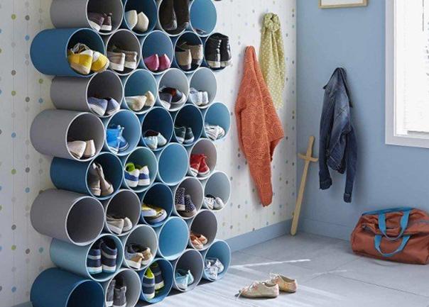 5 Astuces Pour Fabriquer Vous Même Vos Rangements Chaussures