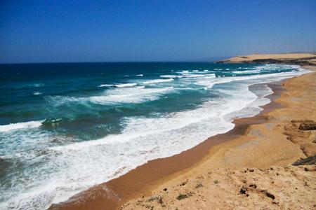 1 Taghazout plage Agadir