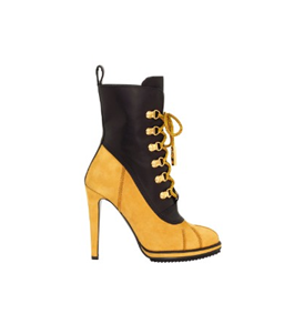 Bottines Moschino HM