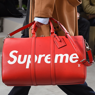 Louis Vuitton et Supreme lancent une nouvelle collection