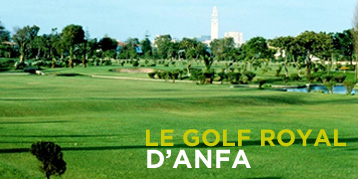 Le Golf Royal d'Anfa